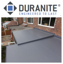 duranite engineeredtolast  Flat roofing