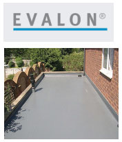 evalon flat roofs  Flat roofing